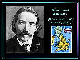 diaporama pps Robert Louis Stevenson