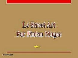 diaporama pps Street art par Fintan Magee 2