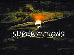 diaporama pps Superstitions