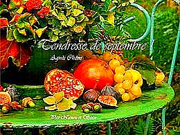 diaporama pps Tendresse de Septembre