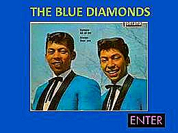 diaporama pps The Blue Diamonds