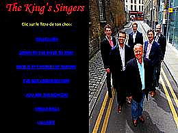 diaporama pps The King's singers II
