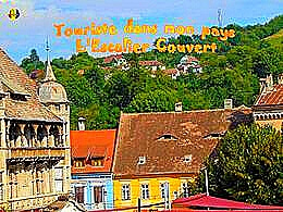 diaporama pps Touriste dans mon pays – L'escalier couvert