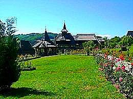diaporama pps Touriste dans mon pays – Monastère de Barsana