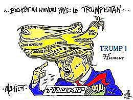 diaporama pps Trump ! Humour