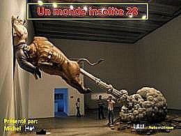 diaporama pps Un monde insolite 28