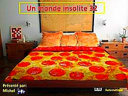 diaporama pps Un monde insolite 32