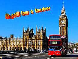 diaporama pps Un petit tour à Londres