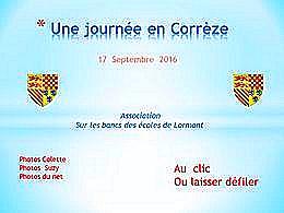 diaporama pps Une journée en Corrèze