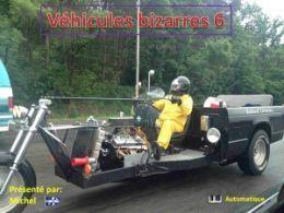 diaporama pps Véhicules bizarres 6