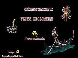 diaporama pps Venise en croisière n°1