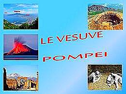 diaporama pps Vesuve Pompeï
