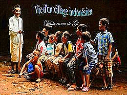 diaporama pps Vie d'un village Indonésien