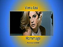diaporama pps Virna Lisi – Hommage