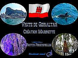 diaporama pps Visite de Gibraltar