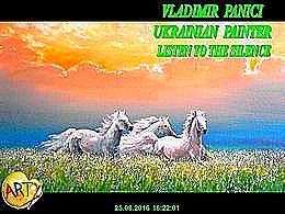 diaporama pps Vladimir Panici – ukrainian painter