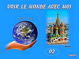 diaporama pps Voir le monde 2 Moscou