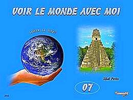 diaporama pps Voir le monde 07 Tikal Peten