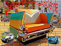 diaporama pps Voitures anciennes de collection 1