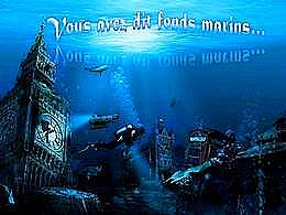 diaporama pps Vous avez dit fonds marins