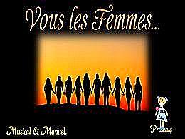 diaporama pps Vous les femmes 2016