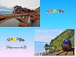 diaporama pps Voyage voyage