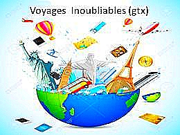 diaporama pps Voyages inoubliables