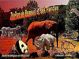 diaporama pps Zooparc de Beauval