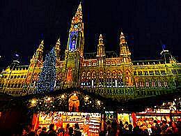 diaporama pps 14 marchés de Noël en Europe