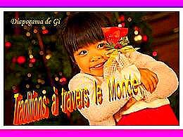 diaporama pps 15 traditions dans le monde
