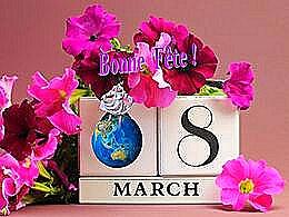 diaporama pps 8 Mars – Journée de la femme