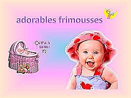 diaporama pps Adorables frimousses