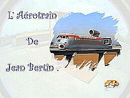 diaporama pps Aérotrain J. Bertin