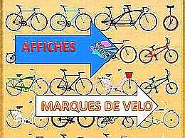 diaporama pps Affiches de vélos