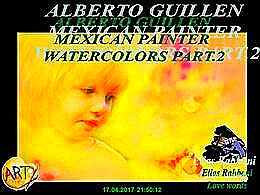 diaporama pps Alberto Guillen watercolors part 2
