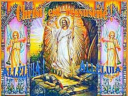 diaporama pps Alleluia Christ est ressuscité