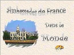 diaporama pps Ambassade de France