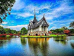 diaporama pps Ancient Siam Thailand