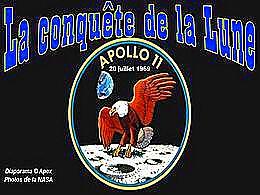diaporama pps Apollo 11 – Conquête de la lune