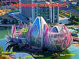 diaporama pps Architectures étonnantes 7