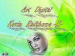 diaporama pps Art digital Kevin Radthorne II
