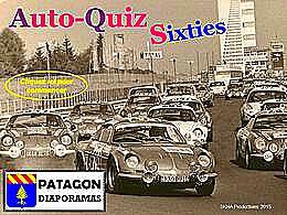 diaporama pps Auto quiz sixties