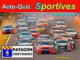 diaporama pps Auto quiz sportives