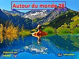 diaporama pps Autour du monde 28