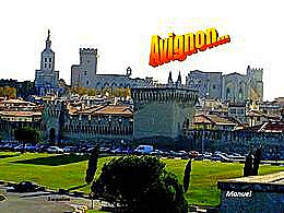 diaporama pps Avignon