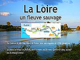diaporama pps Balade en bord de la Loire – Montlouis