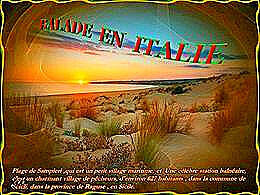 diaporama pps Balade en Italie