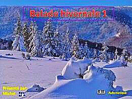 diaporama pps Balade hivernale
