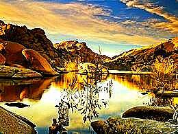 diaporama pps Barker Dam USA