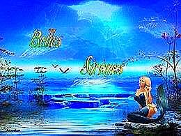 diaporama pps Belles Sirènes